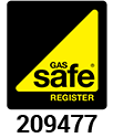 Gas Safe Register- P.M Bennison Heating Ltd